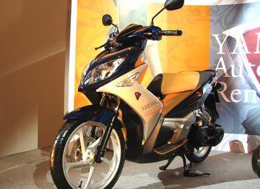 Yamaha ra mắt sản phẩm mới Nouvo LX