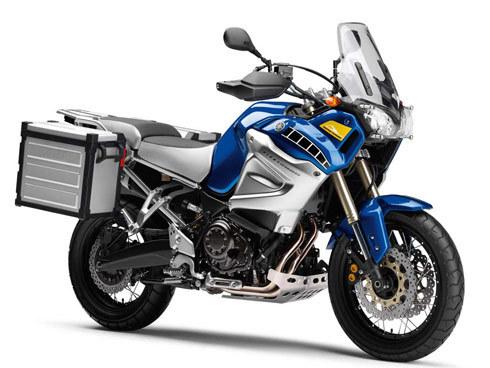 Yamaha tiết lộ XT1200Z Super Tenere 2010