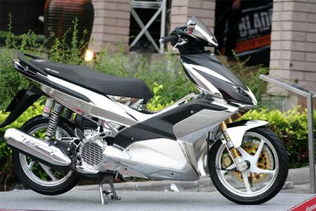 Honda có thể trình làng Air Blade 125