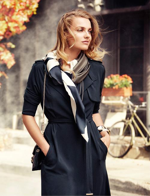 Váy sơmi - style thanh lịch, kín đáo cho quý cô sang chảnh