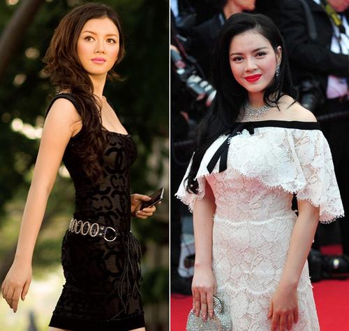 Thương hiệu thời trang yêu thích của mỹ nhân Việt