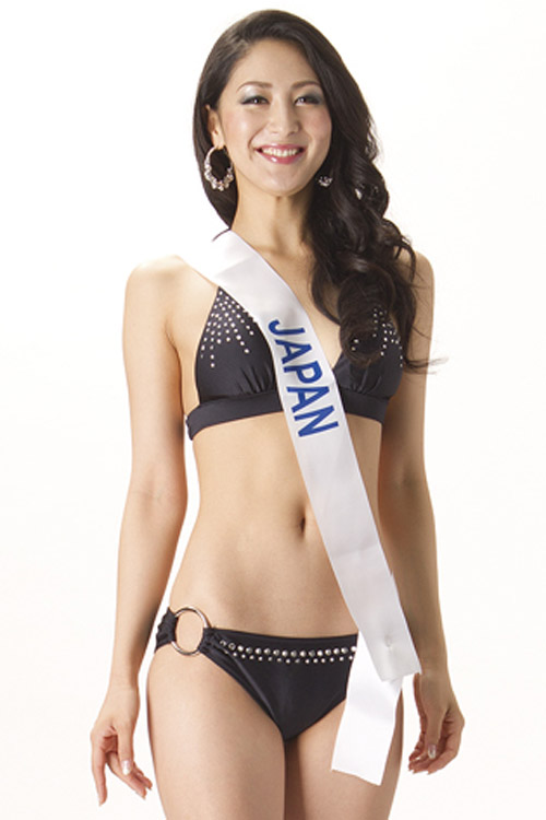 Rộ tin hoa hậu Nhật Bản Ikumi Yoshimatsu bị quấy rối