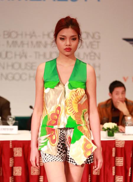 Thời trang VN giới thiệu Haute Couture xa xỉ