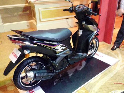 Phiên bản Ego LC 125 YMJET-FI của Yamaha