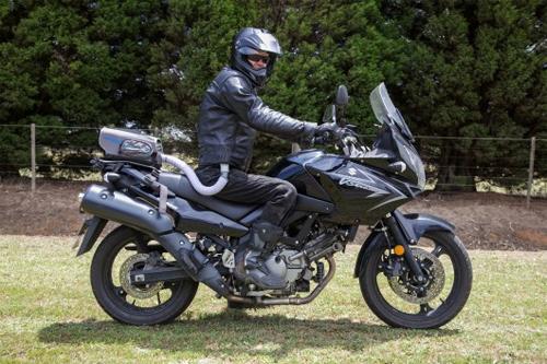 EntroSys thiết bị điều hòa cho người đi xe máy