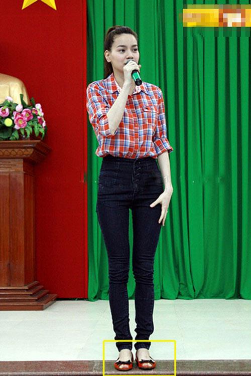 Nếu không biết cách mặc, bán sẽ lộ dáng xấu vì quần jeans