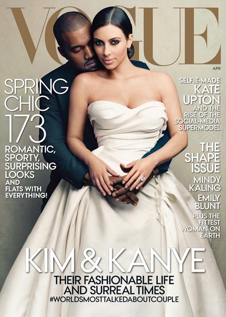 Những bìa tạp chí thời trang gây tranh cãi