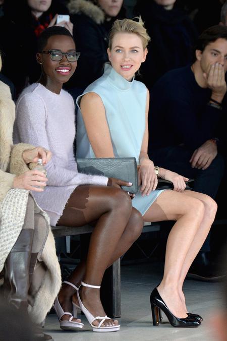 Phong cách thời trang ở hàng ghế đầu các tuần thời trang