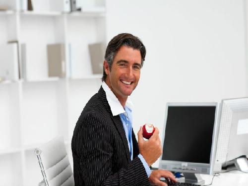 Mẹo giữ sức khỏe tại công sở