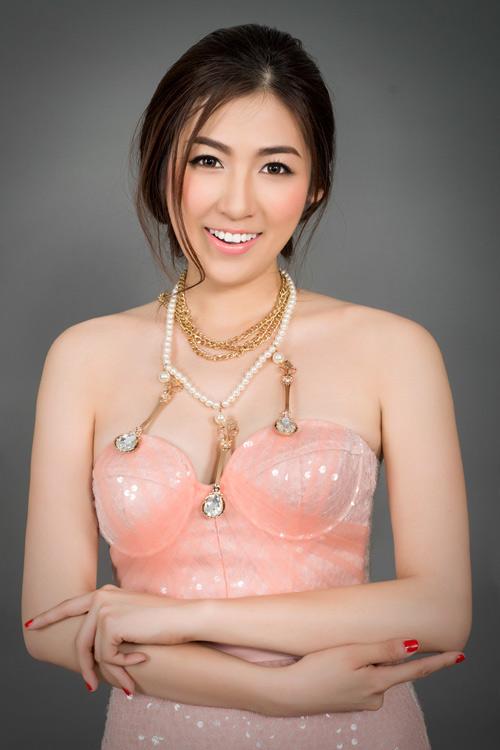 Á hậu Tú Anh gợi ý váy dự tiệc cho phái đẹp bạn nên biết
