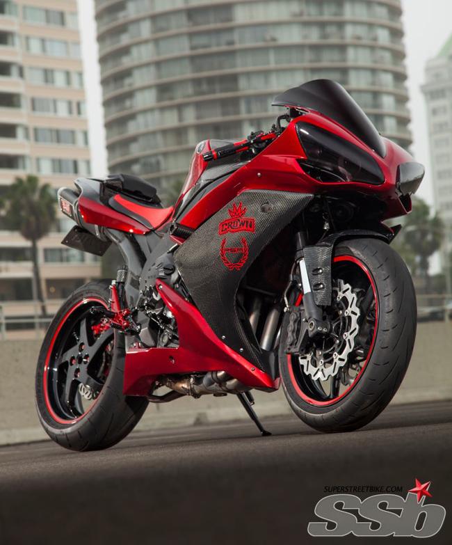 Yamaha R1 RED-CARBON bí ẩn