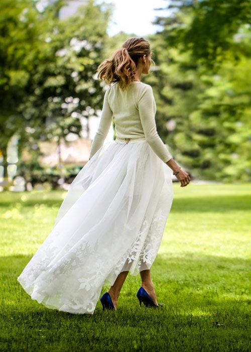 BST váy cưới cao cấp do Olivia Palermo bình chọn