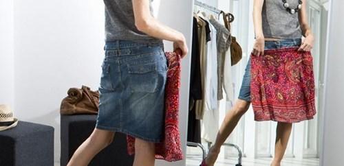 Tăng kích cỡ váy có thể gây hại sức khỏe