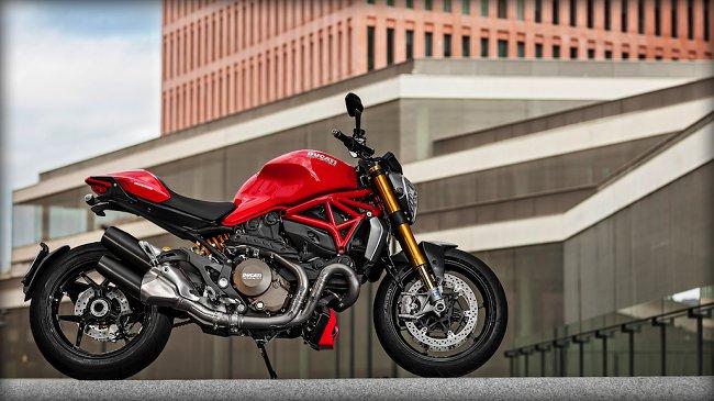 Ducati Monster 1200S với vẻ đẹp 'hoàn hảo'