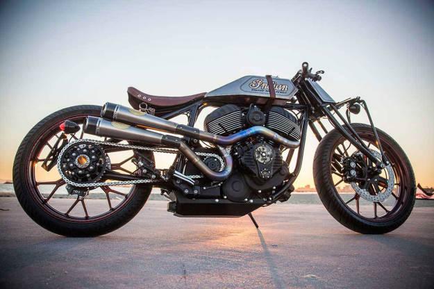 10 mẫu xe môtô độ đỉnh nhất năm 2014