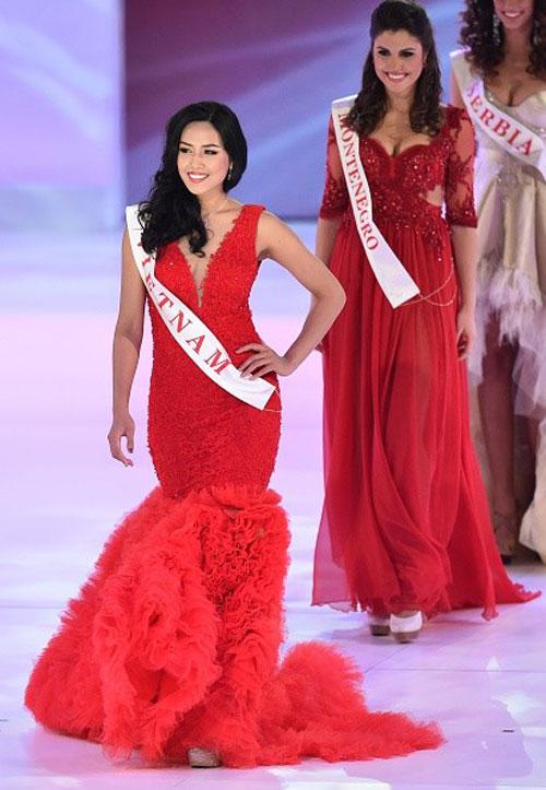 Hoa hậu Việt khó tỏa sáng ở Miss World