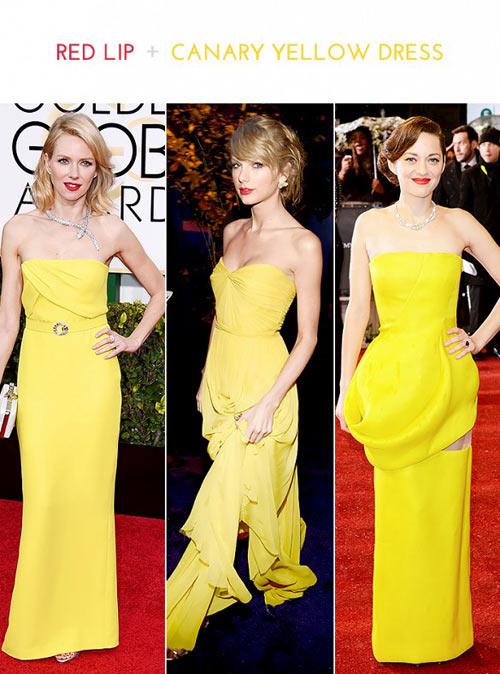 4 cách phối son và váy giúp phái đẹp hút chặt mọi ánh nhìn