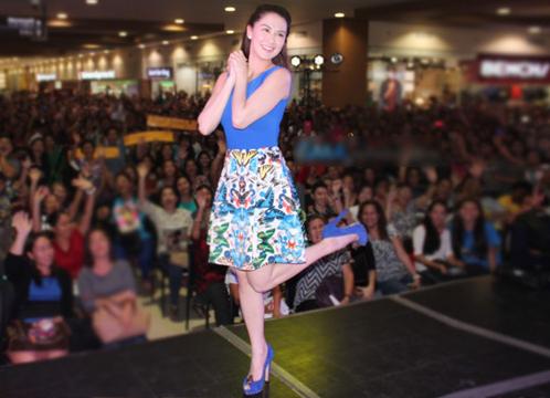 Váy áo nữ tính của 'Mỹ nhân đẹp nhất Philippines'