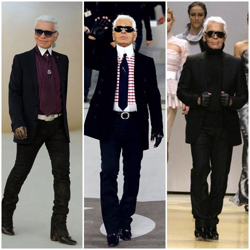 """Phong cách của 10 """"ông trùm"""" thời trang"""