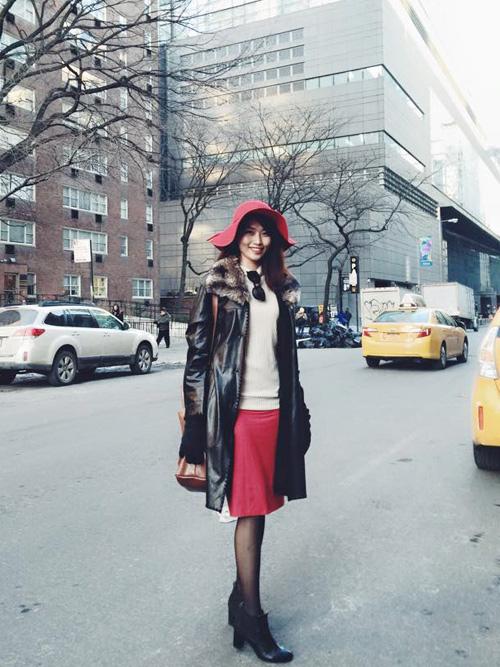 Quỳnh Châu trải lòng sau Tuần lễ thời trang