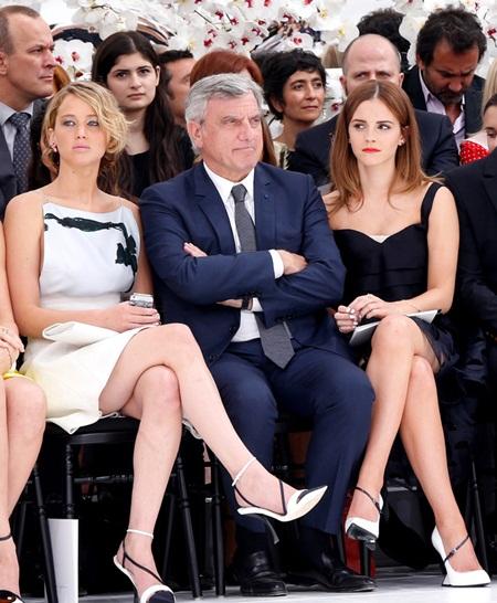 Cát-xê khách VIP được trả khi dự tuần thời trang nhiều không?