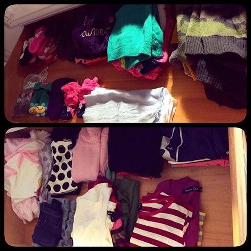 """""""Choáng"""" với tủ quần áo của con gái Elly Trần"""