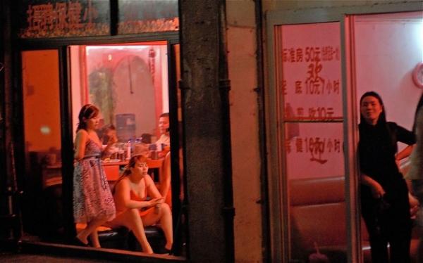 Đông Quan, khu phố đèn đỏ nổi tiếng ở Trung Quốc
