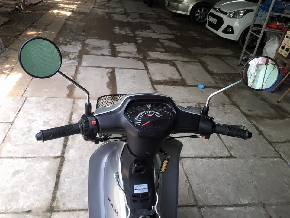 Hình ảnh Honda Wave độ kiểng nhẹ nhàng phong cách