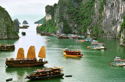 Những địa danh Việt Nam vào top kỳ quan thiên nhiên ở châu Á