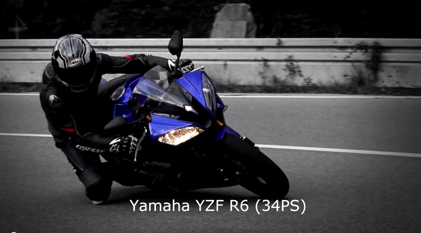 Yamaha R6 và Kawasaki ZX-10R đua đường phố