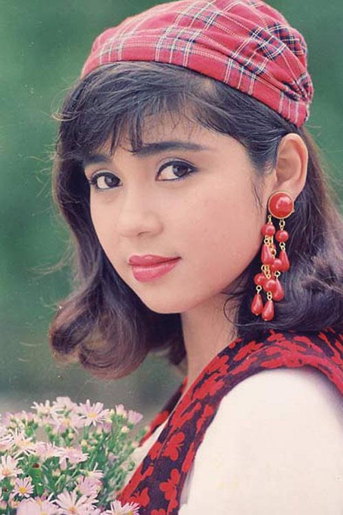 Sao Việt trở lại với thời trang tóc thập niên 90 ngộ nghĩnh