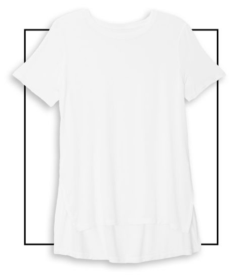 5 kiểu áo phông trắng 'vạn năng' cho bạn đẹp mỗi ngày