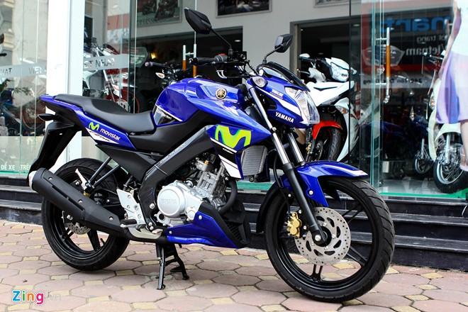 Chi tiết Yamaha Fz150i Movistar tại Việt Nam