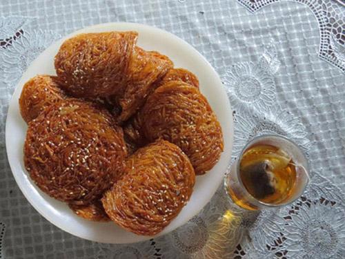 Bánh rế - món ăn lót dạ trên đường đi Phan Thiết siêu ngon
