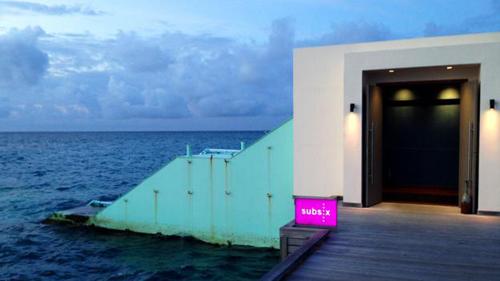 Đây là hộp đêm dưới biển đầu tiên trên thế giới