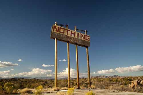 Đây là một thị trấn 'không có gì' ở Mỹ
