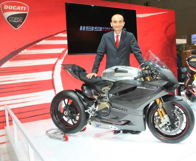 Ducati 1199 Panigale RS13 - chiếc xế đua trên đường phố