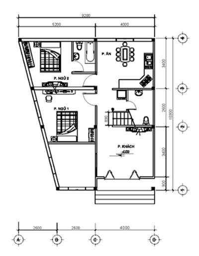 Hai gợi ý thiết kế tăng ánh sáng cho nhà