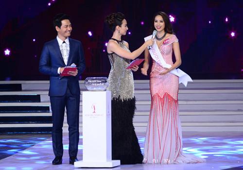 Những điều thú vị ở chung kết Hoa hậu Hoàn vũ VN