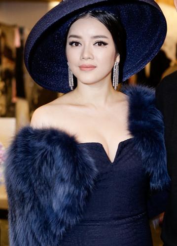 Những mỹ nhân Việt tạo sức hút bằng đôi mắt viền đậm
