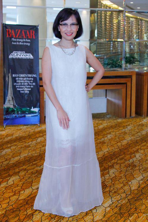 Nữ biên tập viên thời trang Việt quyền lực nhất