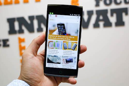 One Touch Flash 2 chỉ có giá 2,99 triệu đồng nhưng cấu hình mạnh