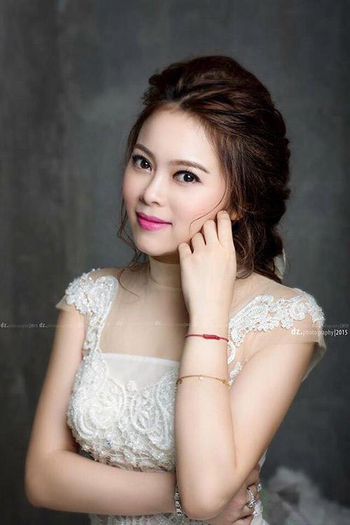 Single mom Hà Thành xinh đẹp