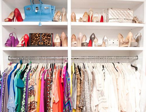 Xếp tủ quần áo thông minh hút tài lộc, vượng khí