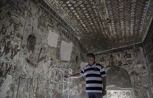 Ai Cập mở mộ cổ để chiêu khách ngay sau thảm kịch máy bay Nga