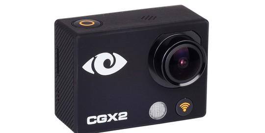 Camera hành động 4K giá rẻ, đối thủ của GoPro