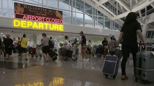 Du lịch Bali thiệt hại nặng nề do thảm họa núi lửa