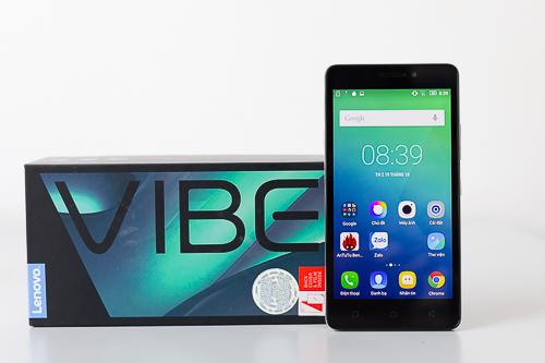 Lenovo Vibe P1m - smartphone giá rẻ pin lâu