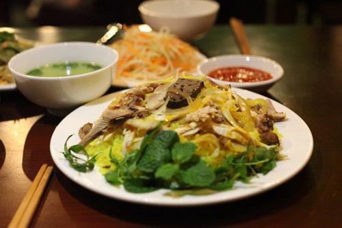 10 quán ăn nổi tiếng Hội An