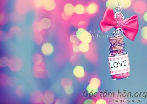 3 loại tình yêu: nếu, vì và mặc dù